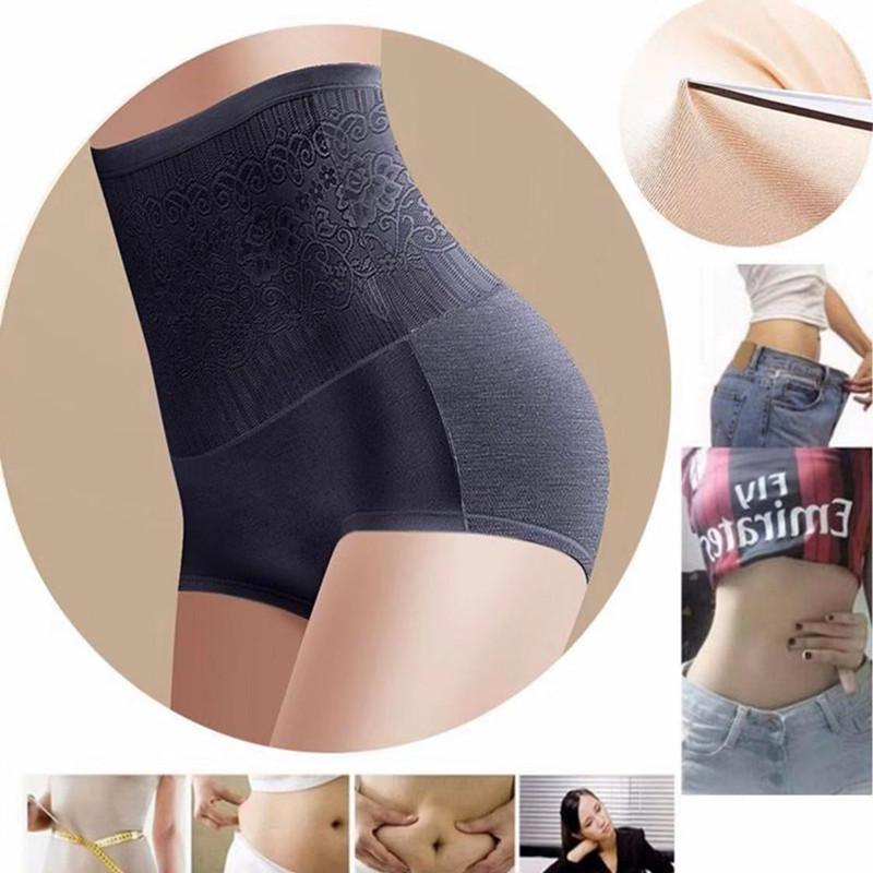 High Waist Trainer Control Panties Body Shaper Tummy Girdle Slimming Underwear