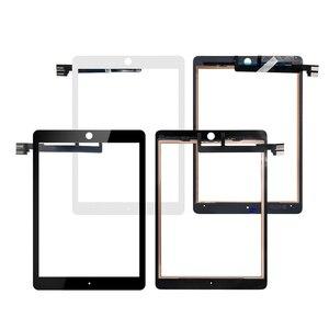 Для iPad Pro 9,7 сенсорный экран дигитайзер Передняя стеклянная Сенсорная панель Pro A1673 A1674 A1675 Бесплатные инструменты