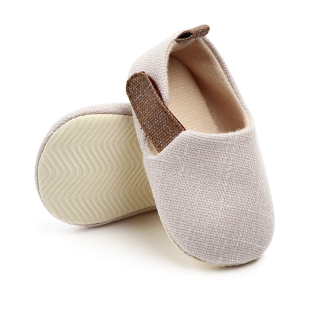 Newborn Toddler Shoes Baby Kids Loafers Casual Shoes Boys Girls Crib Shoes Infant Cartoon Soft Sole Non-slip Warm First Walkers | Happy Baby Mama