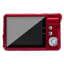 Цифровая камера 2.7HD экран Цифровая камера 18MP анти-встряхнуть лицо камера-регистратор с датчиком движения черный белый