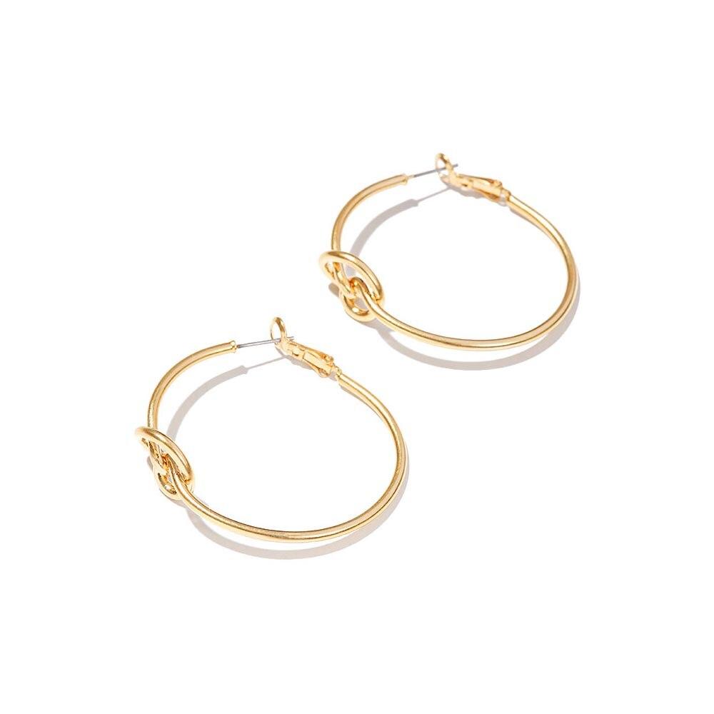 Jewelry Hoop Earrings Exclaim for womens 034G2514E Jewellery Womens Earrings Jewelry Accessories Bijouterie fringe tassel hoop drop earrings