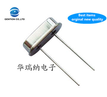 5pcs 100% New And Orginal 49S DIP-2 HC-49S 24M 24MHZ 24.000MHZ Passive Crystal 20PF
