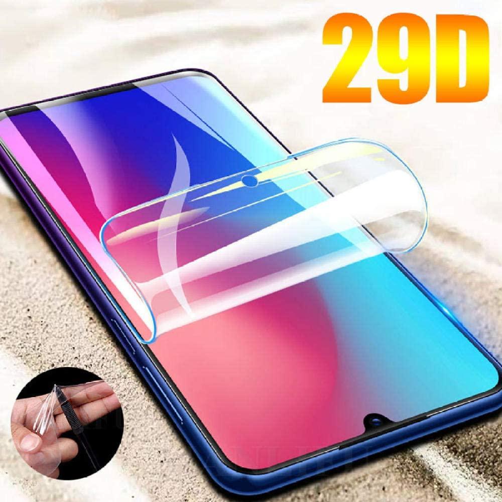 Гидрогелевая пленка для Xiaomi Mi Play, защита экрана, 9H, Защитная пленка для телефона Xiaomi Mi Play, не закаленное стекло