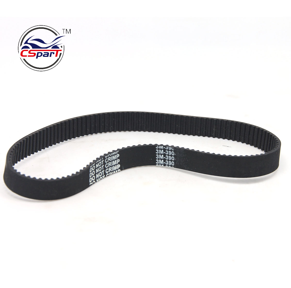 390-3M-12 Drive Belt for Electric Gas Scooter