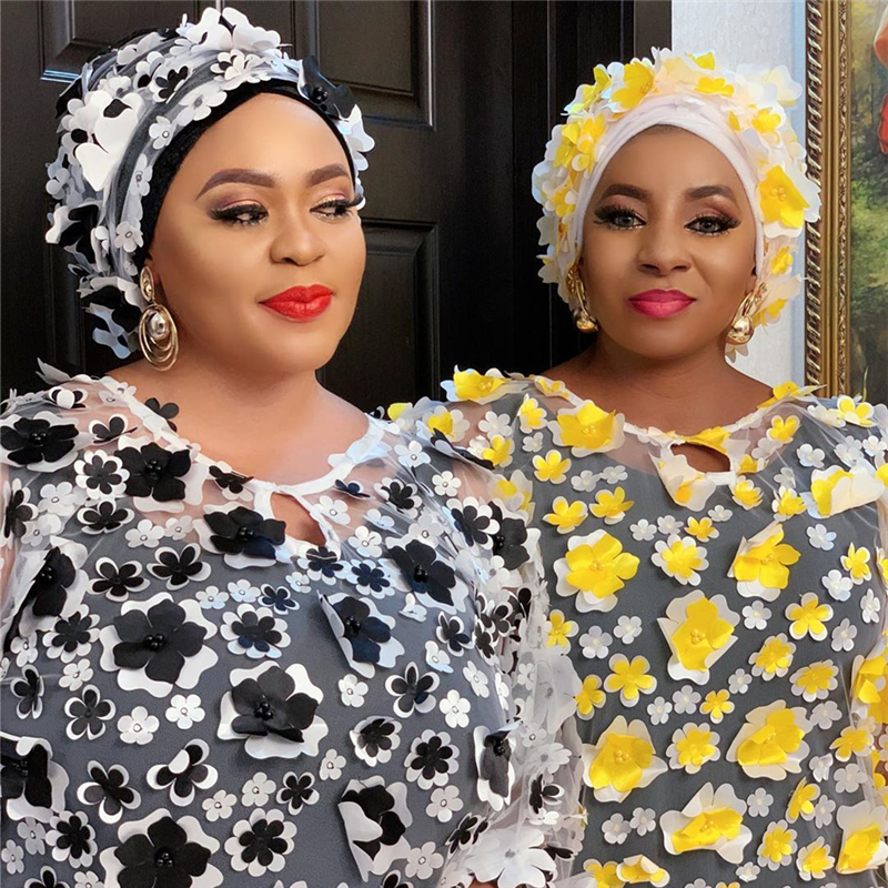 Women African Clothing Traditional African Dresses Nigerian Traditional Clothing Lace Gwon