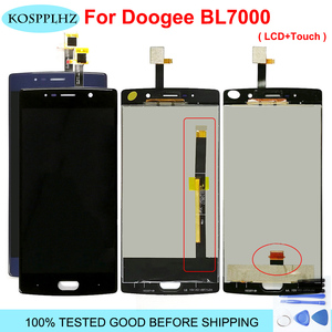 Image 1 - Doogee BL7000 lcdディスプレイとタッチ画面アセンブリ補修部品doogee BL7000 5.5 インチの交換 + 無料ツール