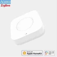 Aqara Smart Wireless Switch Key Intelligent Application Remote Control ZigBee Wireless Switch for Xiaomi Mihome App