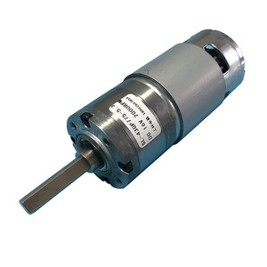 DC 12V Gear Motor High Power GearBox Reduction Motor With CW and CCW 775 Motor