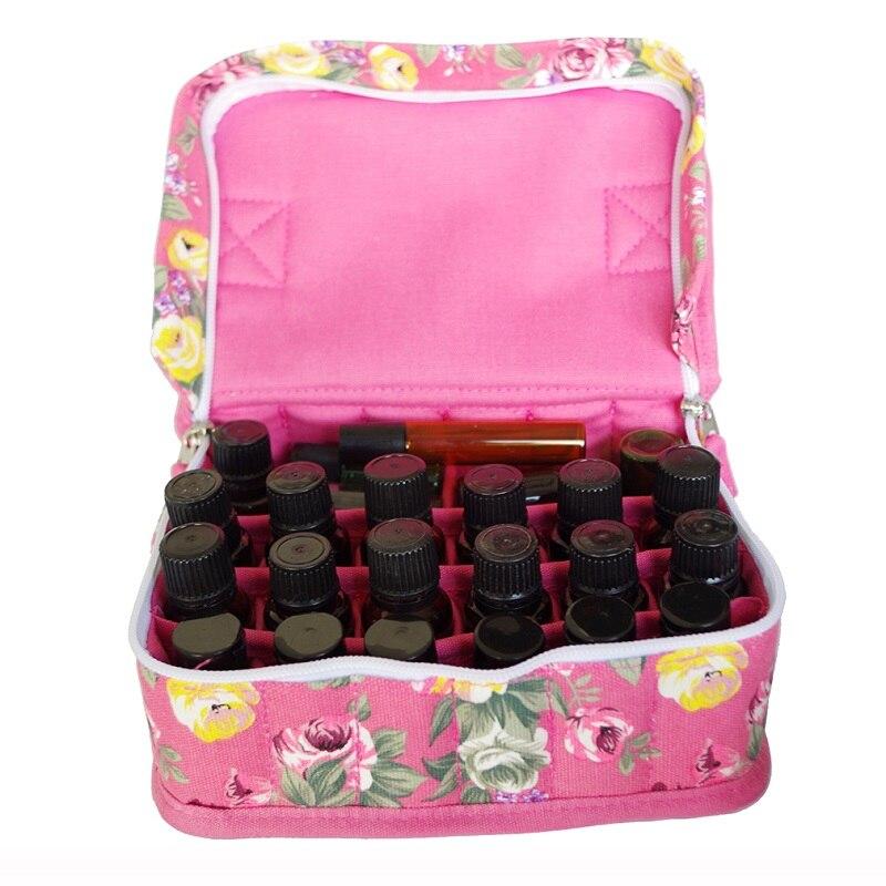 maquiagem saco de cosméticos para 10ml rolos