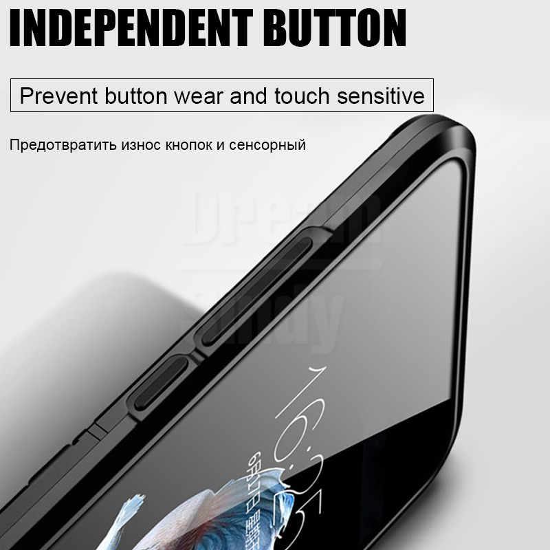 Роскошный Броня автомобильный держатель кольцо чехол для Samsung Galaxy S8 S10 S9 Plus S10e противоударный чехол для Note 9 10 Pro мягкий чехол