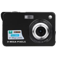 Digital Camera 2019 2.7HD Screen Digital Camera 21MP Anti-Shake Face Detection Camcorder