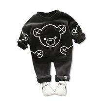 Новый зимний костюм для маленьких мальчиков и девочек детская