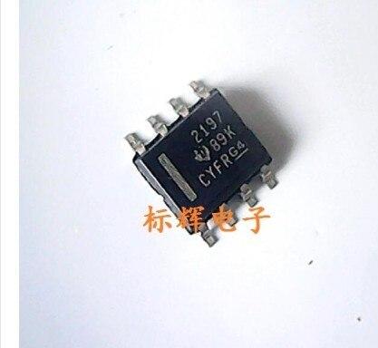OPA2197IDR OPA2197 OPA2197ID 2197 SOP 8 מודול חדש במלאי משלוח חינם