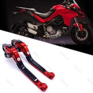 For Ducati 950 1260 Multistrada 1200 MONSTER Diavel XDiavel 1299 Panigale V4 Motorcycle Folding Extendable Brake Clutch Levers
