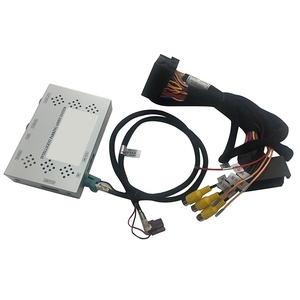 Car Camera Interface NBT System for Bmw 1/2/3/4/5/7Series Sn Upgrade Reversing Ie Reverse Decoder Module