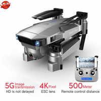 4 K/1080 P Anti-Schütteln Zoom Luftaufnahmen WiFI APP Control RC Drone 5G GPS Folgen mich/Rückkehr Festen punkt surround RC Hubschrauber