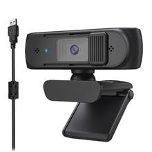 Webcam Computer Usb-Camera Video Desktop Megapixel Auto-Focus Microphone-5 1080P