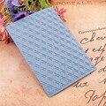 PANFELOU Алмазная решетка папки для тиснения пластик для скрапбукинга DIY шаблон помадка торт фотоальбом открытки