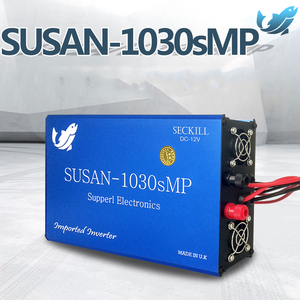 Image 2 - SUSAN 1030SMP LCD عرض 4 النواة ايفي السلطة العاكس 2500W مع تردد تعديل 12V الداعم سيارة تحويل الطاقة