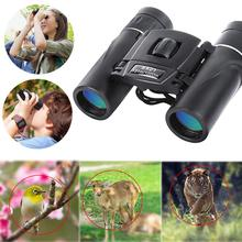 Zoom Telescope 8X21 Folding Binoculars with Low Light Night Vision for outdoor bird watching travelling hunting camping 1000m 8x21 kids binoculars compact binocular roof prism for bird watching educational learning christmas gifts children toys