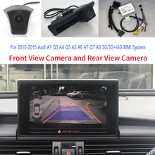 Include Front Camera And Rear Camera in