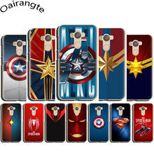 Marvel Superhero Hard Phone Cover Case For Redmi 4 A X 5 6 Pro S2 7 8A Note