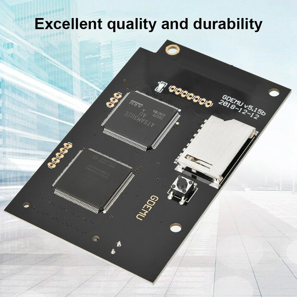 For DC Optical Drive Analog Durable Video Game Consoles Quick Reading Speed Perfect Running Board|Replacement Parts & Accessories| |  - title=