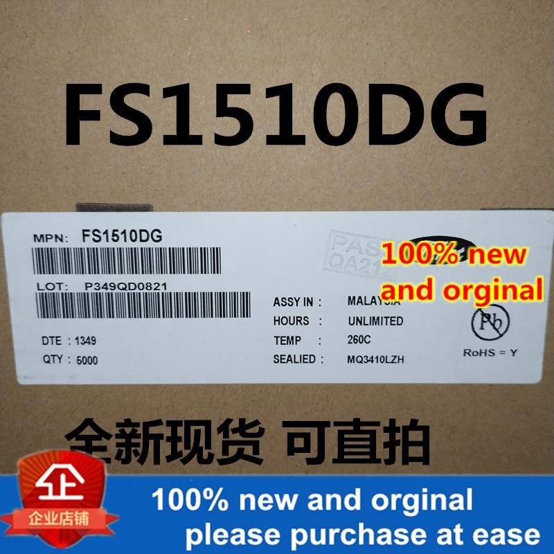 10pcs 100% New And Orginal FS1510DG FS1510 1510 SOP8 In Stock