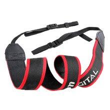 10pcs/lot camera shoulder strap the embroidery strap neckband neck strap for canon 60D/550D/600D/650D/6D/7D/5D2/5D3/5D4 camera