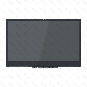 NV156QUM-N51 B156HAN02.0 N156HCE-EN1 wyświetlacz LED LCD ekran dotykowy szklany PANEL z ramką do jogi 720-15IKB