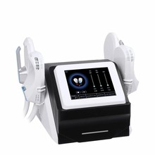 2021 Portable EMslim Machine 4 handles Muscle Stimulation Burn Fat Electromagnetic Body Shaping Beauty Instrument