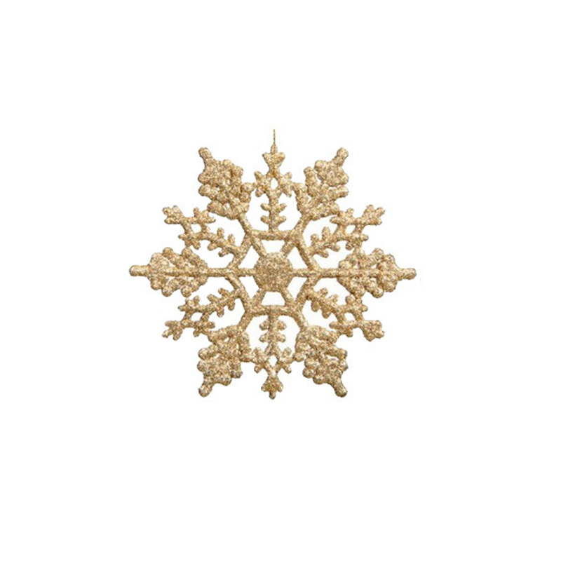 1pcs-10cm-Gold-Silver-Glitter-Powder-Snowflake-Xmas-Ornaments-Pendant-Christmas-Tree-Decor-Party-Wedding-Home(6)