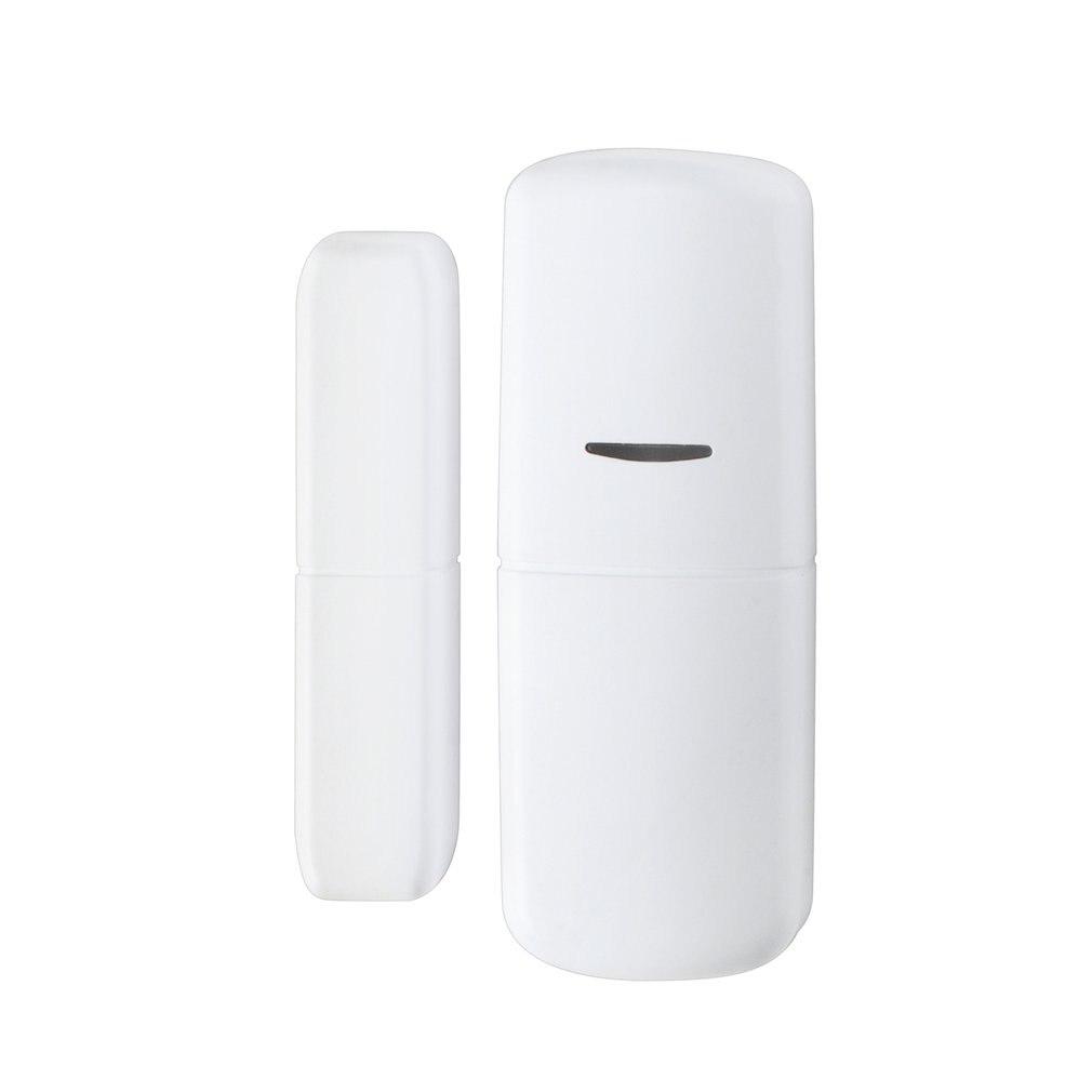 433MHz Intelligente Tür Fenster Alarm Sensor Drahtlose Magnetische Schalter Kontaktieren Detektor für Home Security Alarm System Kits