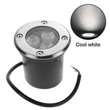 Светодиодный подводный светильник rgb водонепроницаемый антикоррозийный