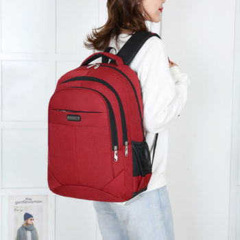 New Male Backpack Computer Bags School Student College Students Bag Large Capacity Laptop Casual Travel High Quality School Bag 2020 new fashion men s backpack bag male polyester laptop backpack computer bags high school student college students bag male