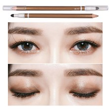 1 Pcs Glitter Shimmer Eyeshadow Pencil Cosmetic Long Lasting Matte Eyeliner Pen 10 Version Colors