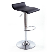 Chairs Barstool Swivel-Bar Counter Adjustable Synthetic-Leather Pub Heavy-Duty Pneumatic