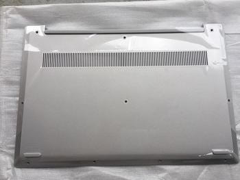 new for lenovo xiaoxin 15  s340-15 D COVER bottom case keyboard bezel 2019 model silver