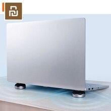 Youpin Hagibis bloc de refroidissement pour ordinateur portable Adsorption magnétique et refroidissement physique et Stable anti dérapant 2 couleurs