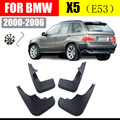 Брызговики для BMW X5 E53  брызговики для BMW  автомобильные аксессуары  брызговики 2000-2006  4 шт.