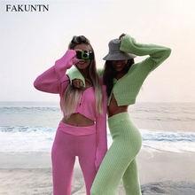 Повседневные костюмы из двух предметов спортивные женская одежда