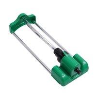 Base ajustável do metal do pulverizador  pulverizador de oscilação  ferramenta de jardinagem  sistema de irrigação do pátio do jardim|Galão de água| |  -