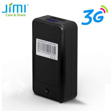 Gps-Tracker Battery Jimi Vibration-Alert Asset Portable Mah Waterproof 10000 3G AT6 IPX5