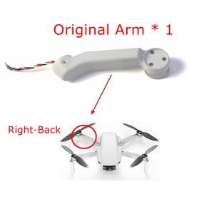 Image 5 - Original NEW DJI Mavic Mini Motor Arm Repair Spare Parts Replacement Drone Accessories