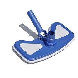 Basen głowica próżniowa szczotka do czyszczenia próżniowego pływające obiekty narzędzia do czyszczenia głowica ssąca fontanna stawowa szczotka do czyszczenia próżniowego w Przybory do czyszczenia od Dom i ogród na