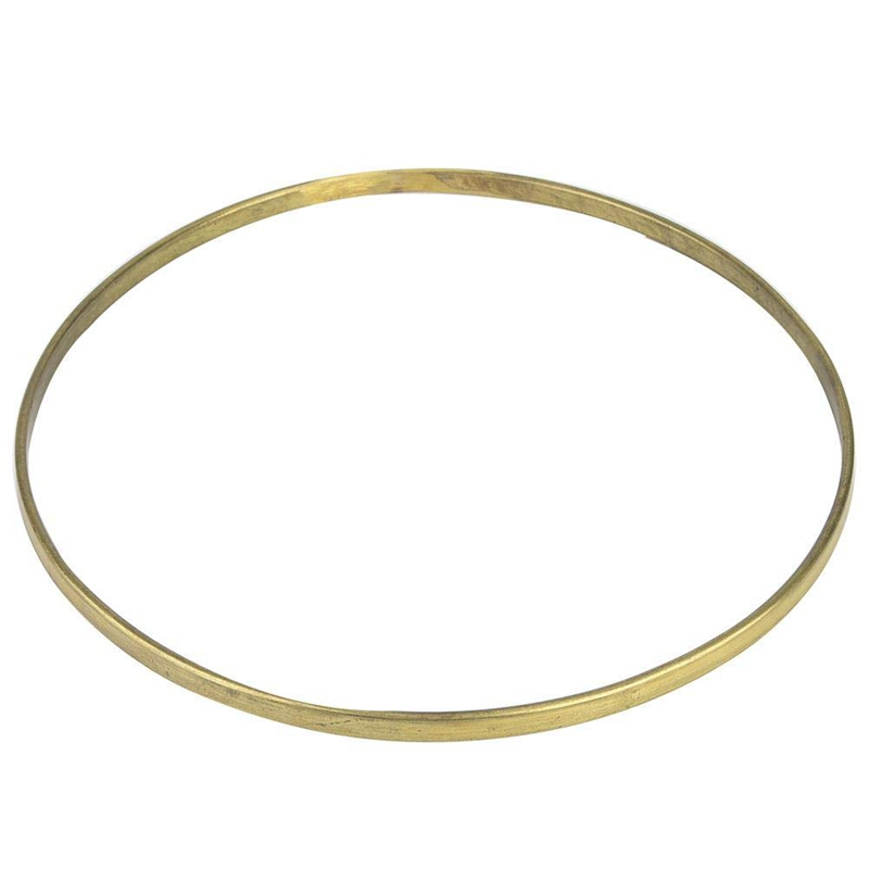 11 Inch Brass Banjo Oblate Tension Hoop Hoop For Banjo Guitar Parts