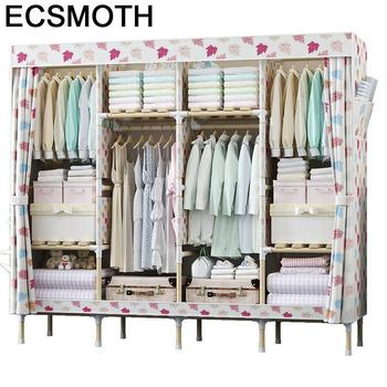 Rangement Meble For Bedroom Tela Penderie Almacenamiento Dresser Armario Ropa De Dormitorio Guarda Roupa Mueble Closet