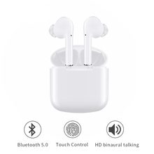 High Version i9x TWS Wireless Bluetooth V5.0 Earphones Soft Stereo Earbuds For Xiaomi huawei iphone Touch Headset Mini Headphone