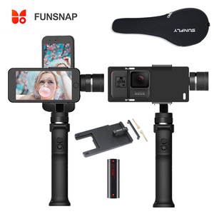 Image 1 - Funsnap Capture, estabilizador de cardán de mano de 3 ejes, captura Funsnap 2 para teléfonos inteligentes iPhone Samsung Huiwei