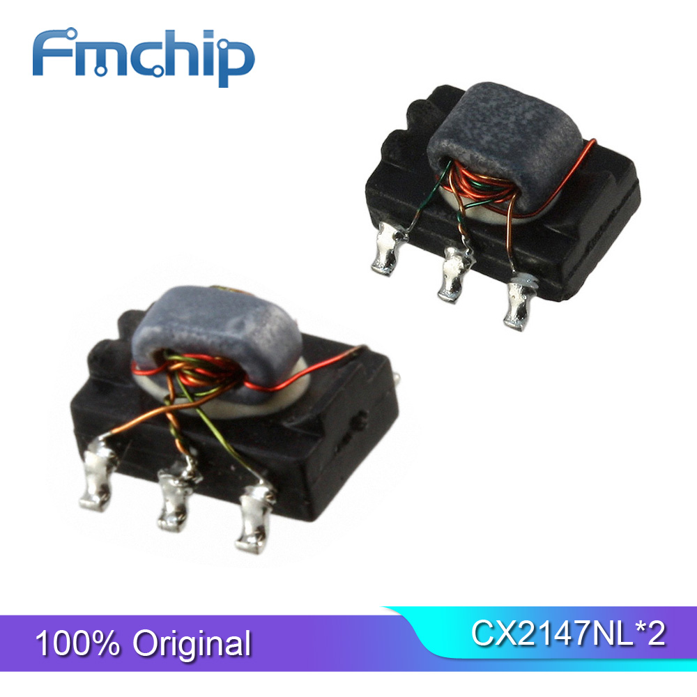 FMchip Original CX2074NL CX2074NLT CX2147NL RF/IF And RFID CX2147NLT BALUN 1MHZ-500MHZ 1:4 6SMD MODUL 2PCS/lot